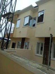 4 bedroom Detached Duplex House for sale Fountain Spring ville estate. Monastery road Sangotedo Lagos