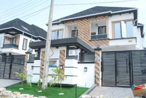 4 bedroom Flat / Apartment for rent 17a otunba wale street, Bera estate, Chevron chevron Lekki Lagos