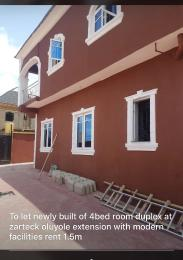4 bedroom Detached Duplex House for rent Heritage estate behind zartec oluyole industrial estate Oluyole Estate Ibadan Oyo