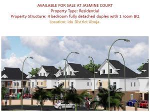 4 bedroom Boys Quarters Flat / Apartment for sale Karmo Abuja