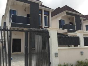 4 bedroom Semi Detached Duplex House for sale Chevron toll gate axis- orchid  hotel road  chevron Lekki Lagos