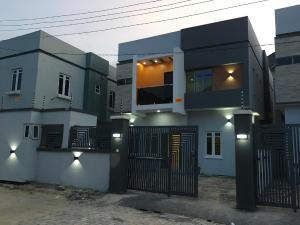 4 bedroom Detached Duplex House for sale Eco Bank- Ado road axis  Ado Ajah Lagos
