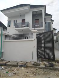 4 bedroom Detached Duplex House for sale off chevron alternative route chevron Lekki Lagos