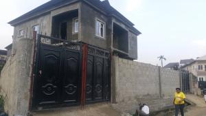 4 bedroom Semi Detached Duplex House for sale Millennium estates, gbagada. Millenuim/UPS Gbagada Lagos