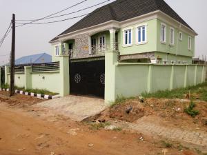 4 bedroom Semi Detached Duplex House for sale Runserve close along hotel busstop, Lasu-igando road Igando Ikotun/Igando Lagos