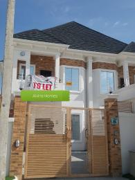 4 bedroom Semi Detached Duplex House for rent Orchid road, Lekki Lagos Lekki Phase 2 Lekki Lagos