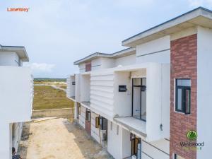 4 bedroom Semi Detached Duplex House for sale Behind the Novare Shoprite  Sangotedo Ajah Lagos