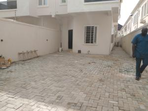 4 bedroom Semi Detached Duplex House for rent Lafiaji  chevron Lekki Lagos