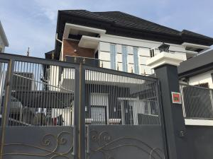 4 bedroom Semi Detached Duplex House for sale Chevron toll gate axis - Lekki county homes  Ikota Lekki Lagos
