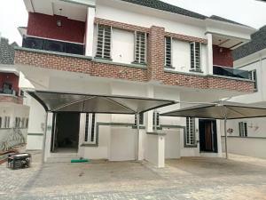 4 bedroom Semi Detached Duplex House for sale Few minutes from Osapa bus stop Osapa london Lekki Lagos
