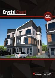 4 bedroom Detached Duplex House for sale Kado Abuja