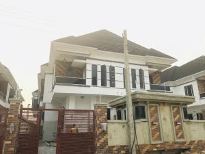 4 bedroom Semi Detached Duplex House for rent .lafiaji chevron Lekki Lagos - 0