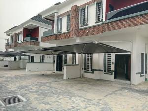 4 bedroom Semi Detached Duplex House for sale Few minutes before chevron estate  chevron Lekki Lagos