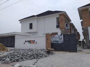 4 bedroom Terraced Duplex House for sale Sapata road VGC Lekki Lagos