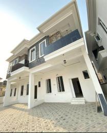 4 bedroom Terraced Duplex House for sale Ikota Villa Estate,  Ikota Lekki Lagos