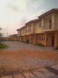 4 bedroom Terraced Duplex House for sale Peace Estate off Babs Animashaun Street Bode Thomas Surulere Lagos