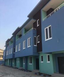 4 bedroom Terraced Duplex House for sale Alagomeji  Sabo Yaba Lagos
