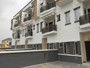 4 bedroom Terraced Duplex House for sale Doren hospital axis  Thomas estate Ajah Lagos