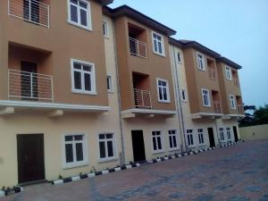 4 bedroom Terraced Duplex House for rent Parapo community road beside Attwool School Awoyaya Ajah Lagos
