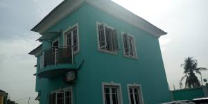 Terraced Duplex House for sale By shoprite Adeniran Ogunsanya Surulere Lagos
