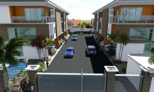 4 bedroom Terraced Duplex House for sale Off Kusenla road Ikate Lekki Lagos