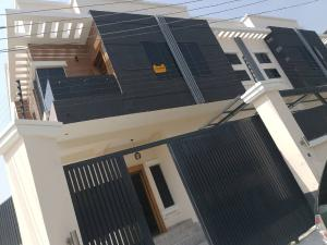 4 bedroom Semi Detached Bungalow House for sale Chevron Lekki Lagos