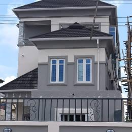 4 bedroom Detached Duplex House for sale Chevron estate side  Soluyi Gbagada Lagos
