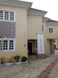 4 bedroom Semi Detached Duplex House for rent Ibifiri Olungwe close Trans Amadi Port Harcourt Rivers