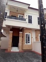 4 bedroom Semi Detached Duplex House for rent Ikota  chevron Lekki Lagos