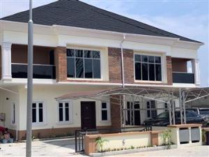 4 bedroom Semi Detached Duplex House for sale Orchid hotel road bychevron tollgate chevron Lekki Lagos