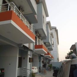 4 bedroom Terraced Duplex House for rent Chile MBA close behinde Zenith bank. Osapa london Lekki Lagos