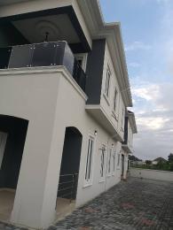4 bedroom Semi Detached Duplex House for sale Located At Thomas Estate Ajah Lekki Lagos Nigeria  Thomas estate Ajah Lagos