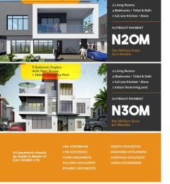 4 bedroom House for sale ibeJu agbe ibeju lekki  LaCampaigne Tropicana Ibeju-Lekki Lagos