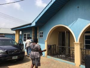 5 bedroom Detached Bungalow House for sale Along major road Magboro Obafemi Owode Ogun