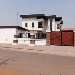 5 bedroom Detached Duplex House for sale Behind Golden Tulip Hotels Asaba Delta