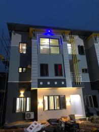 5 bedroom Terraced Duplex House for sale very close to efab estate Life Camp Abuja