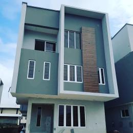 5 bedroom Detached Duplex House for sale In a Secured Fully Serviced Estate @ 3rd Round about Behind Mercedez Benz  Ikate Lekki Lagos