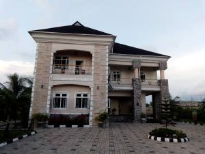5 bedroom Detached Duplex House for sale Iwofe rd Obio-Akpor Rivers