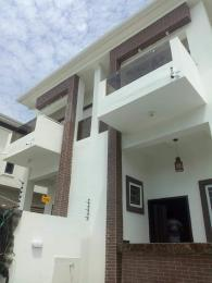 5 bedroom Semi Detached Duplex House for sale Located after Second Toll Gate  Lekki Phase 2 Lekki Lagos