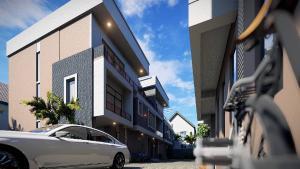 5 bedroom Semi Detached Duplex House for sale Ocean side Lekki Phase 1 Lekki Lagos
