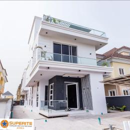 5 bedroom Detached Duplex House for sale Secured estate with 24 hour power supply  Osapa london Lekki Lagos