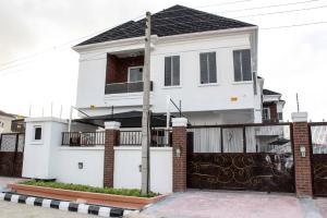 5 bedroom Detached Duplex House for sale Located At Lekki 2nd Tollgate By Chevron Lekki Lagos Nigeria  chevron Lekki Lagos