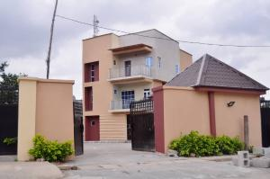 5 bedroom Detached Duplex House for sale Oshiyere crescent, Agodi GRA  Agodi Ibadan Oyo