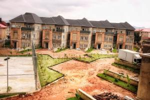 6 bedroom Terraced Duplex House for sale Countess court situated just after VIO office Mabushi Abuja  Mabushi Abuja