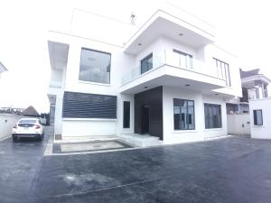 6 bedroom Detached Duplex House for rent Osapa london Lekki Lagos
