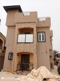 6 bedroom Detached Duplex House for rent Ojodu off grammar school budland street. Berger Ojodu Lagos