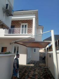 4 bedroom Semi Detached Duplex House for sale Newly built & luxury 4 b/r semi-detached @Chevron drive Lekki chevron Lekki Lagos