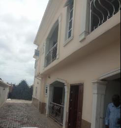 2 bedroom Flat / Apartment for rent Along lasu igando road @olorufemi estate Igando Ikotun/Igando Lagos