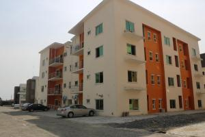 2 bedroom Blocks of Flats House for sale Paradise Estate chevron Lekki Lagos