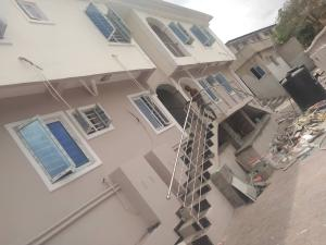 House for rent In an estate off colege road  Abule Egba Lagos